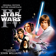 John Williams - Princess Leia's Theme notas para el fortepiano