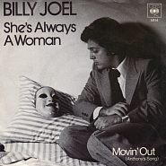 Billy Joel - She's Always a Woman notas para el fortepiano