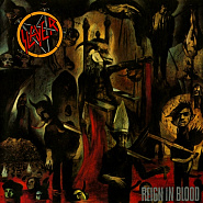 Slayer - Raining Blood notas para el fortepiano