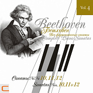 Ludwig van Beethoven - Piano Sonata No. 12 in A♭ major, Op. 26, 1st Movement notas para el fortepiano