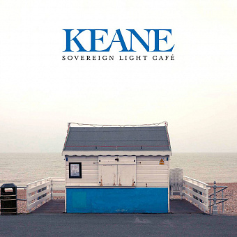 Keane - Sovereign light cafe notas para el fortepiano