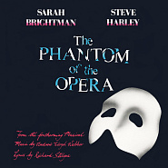 Andrew Lloyd Webber - The Phantom of the Opera notas para el fortepiano