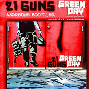 Green Day - 21 Guns notas para el fortepiano