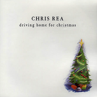 Chris Rea - Driving Home For Christmas notas para el fortepiano