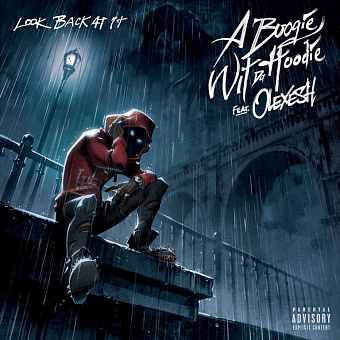 A Boogie wit da Hoodie - Look Back at It notas para el fortepiano