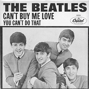 The Beatles - Can't Buy Me Love notas para el fortepiano