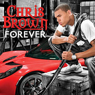 Chris Brown - Forever notas para el fortepiano