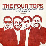 The Four Tops - Standing In The Shadows Of Love notas para el fortepiano