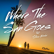 Redfoo etc. - Where the Sun Goes notas para el fortepiano