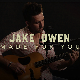 Jake Owen - Made for You notas para el fortepiano