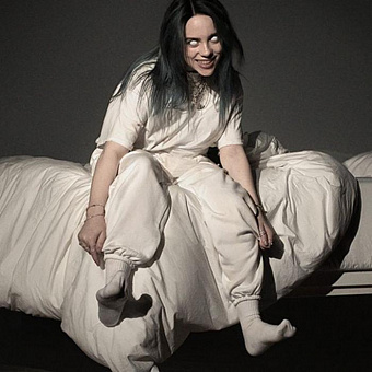 Billie Eilish - all the good girls go to hell notas para el fortepiano