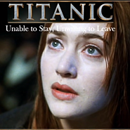 James Horner - Unable to Stay, Unwilling to Leave (Titanic Soundtrack OST) notas para el fortepiano