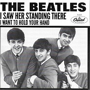 The Beatles - I Saw Her Standing There notas para el fortepiano