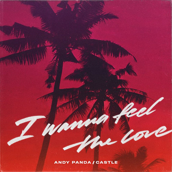 Andy Panda, Castle - I Wanna Feel the Love notas para el fortepiano