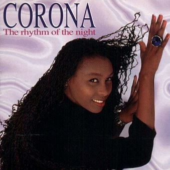 Corona - The Rhythm of the Night notas para el fortepiano
