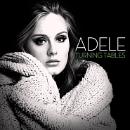 Adele - Turning Tables notas para el fortepiano