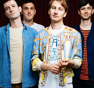 Glass Animals notas para el fortepiano