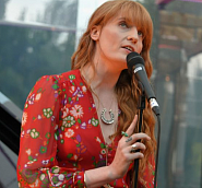 Florence + The Machine notas para el fortepiano