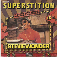 Stevie Wonder - Superstition notas para el fortepiano