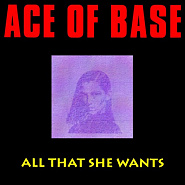 Ace of Base - All That She Wants notas para el fortepiano