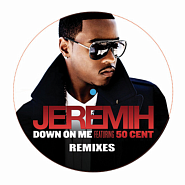 Jeremih etc. - Down on Me notas para el fortepiano