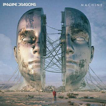 Imagine Dragons - Machine notas para el fortepiano