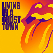 The Rolling Stones - Living in a Ghost Town notas para el fortepiano