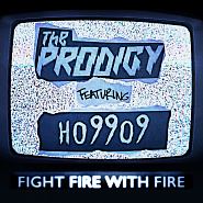 The Prodigy etc. - Fight Fire with Fire notas para el fortepiano