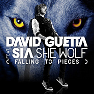 David Guetta etc. - She Wolf (Falling to Pieces) notas para el fortepiano