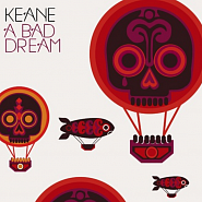 Keane - A Bad Dream notas para el fortepiano
