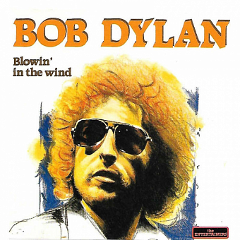 Bob Dylan - Blowin' in the Wind notas para el fortepiano
