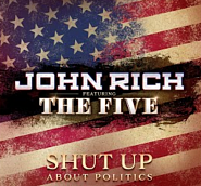 John Rich - Shut up About Politics notas para el fortepiano