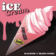BlackPink etc. - Ice Cream notas para el fortepiano