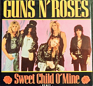Guns N' Roses - Sweet Child O' Mine notas para el fortepiano