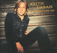 Keith Urban - Somebody Like You notas para el fortepiano