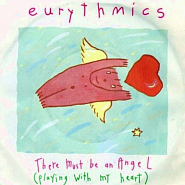 Eurythmics - There Must Be An Angel (Playing With My Heart) notas para el fortepiano
