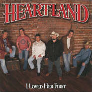 Heartland - I Loved Her First notas para el fortepiano