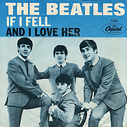The Beatles - And I love her notas para el fortepiano