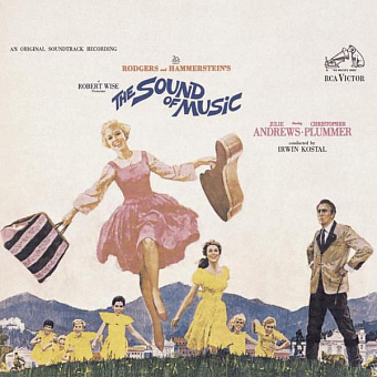 Richard Rodgers - Edelweiss (The Sound Of Music) notas para el fortepiano