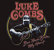 Luke Combs - Beer Never Broke My Heart notas para el fortepiano