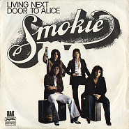 Smokie - Living Next Door to Alice notas para el fortepiano