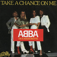 ABBA - Take A Chance On Me notas para el fortepiano