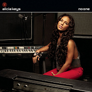 Alicia Keys - No One notas para el fortepiano
