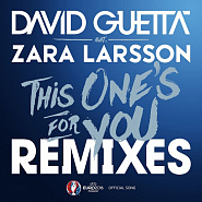 David Guetta etc. - This One's For You (Official Song UEFA EURO 2016) notas para el fortepiano