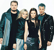 Ace of Base notas para el fortepiano