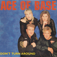 Ace of Base - Don't Turn Around notas para el fortepiano