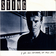 Sting - If You Love Somebody Set Them Free notas para el fortepiano