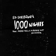Ed Sheeran etc. - 1000 Nights  notas para el fortepiano