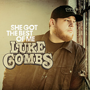 Luke Combs - She Got the Best of Me notas para el fortepiano
