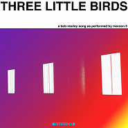 Maroon 5 - Three Little Birds notas para el fortepiano